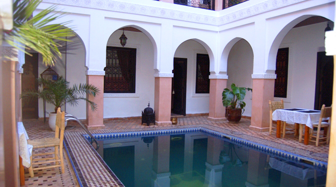 Luxury Riads Management in Marrakech