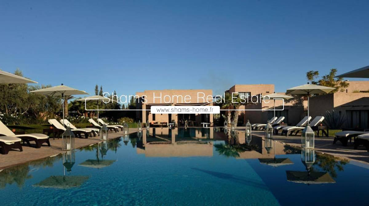 Luxury Villa For sale in Road to Ourika Marrakech