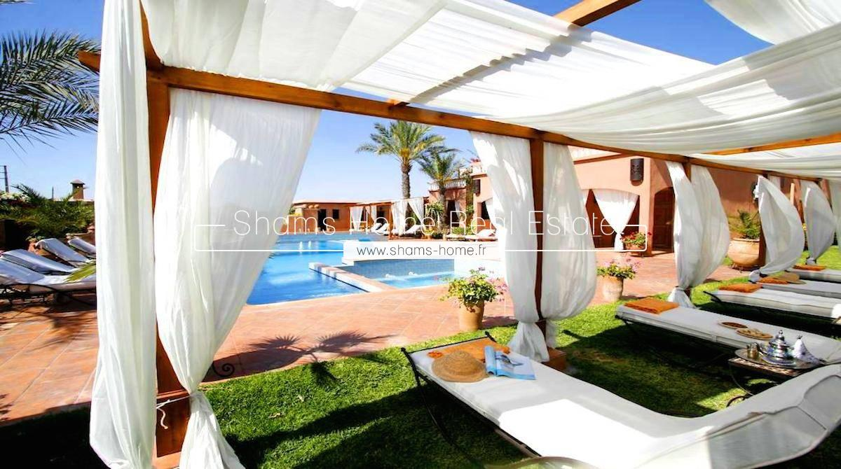 Guest House Rental Managment Marrakech