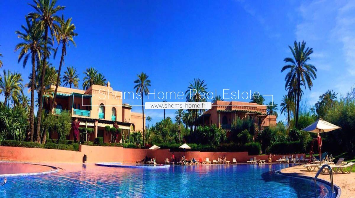 Apartment for long term rental Marrakech Palmeraie