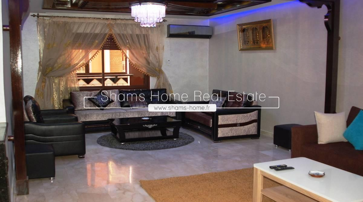 Luxury Apartment For Rent Marrakech Gueliz