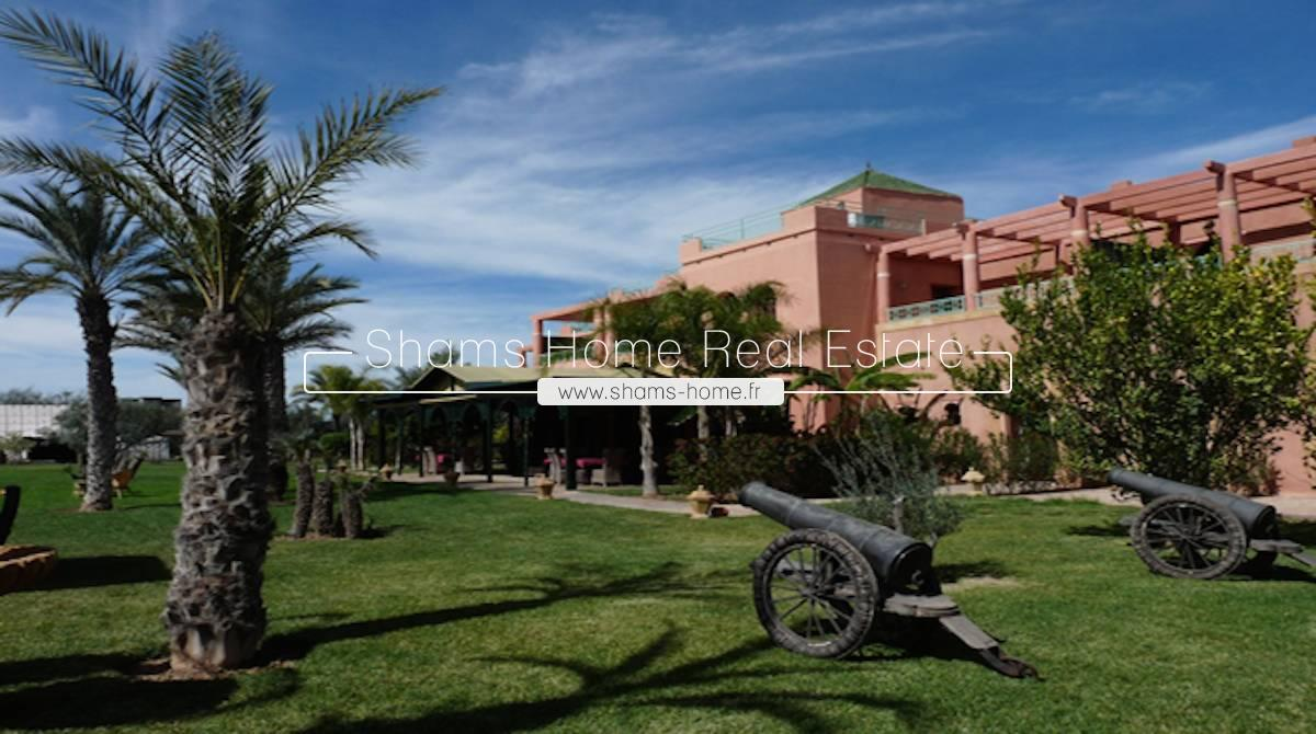 Guest House Rental Management Marrakech