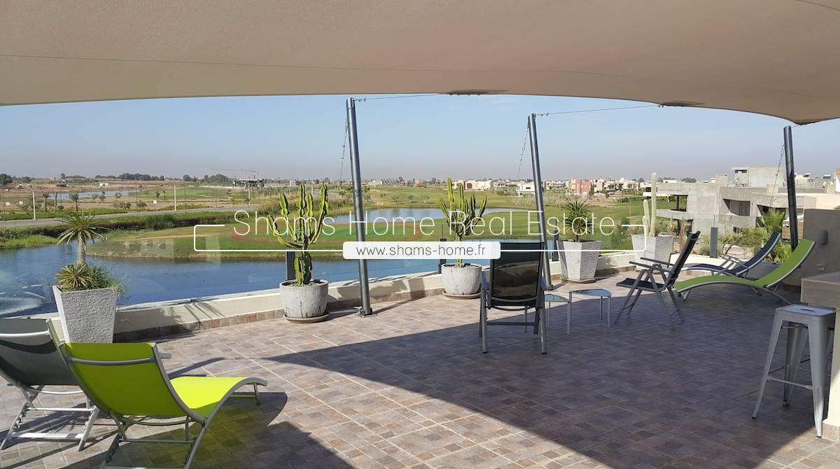 Long Term Rental Luxury Villa Road to Tahanaout Marrakech