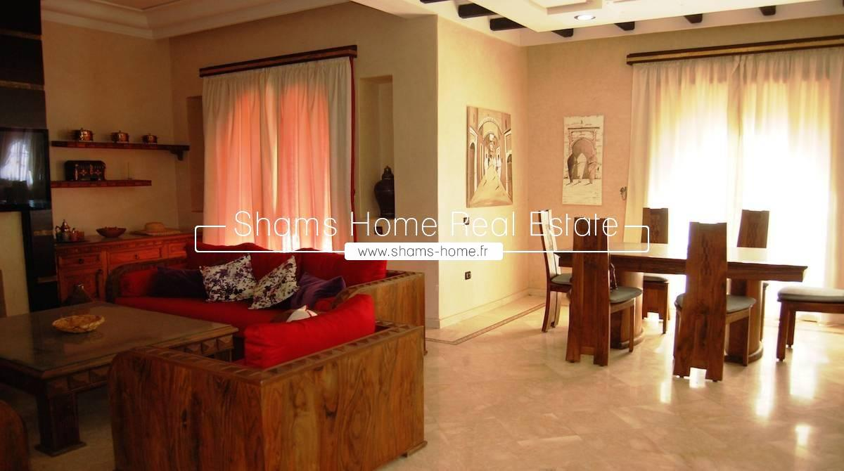 Long Term Rental Villa in Marrakech Road to Fes