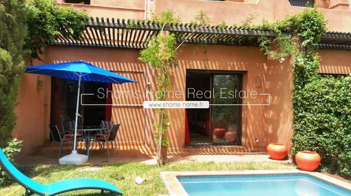 Long Term Rental Villa in Marrakech Road to Ourika