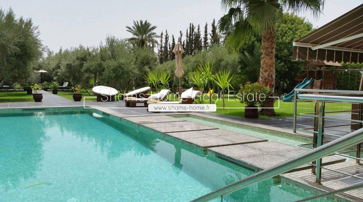 Long Term Rental Villa Road to Fez Marrakech