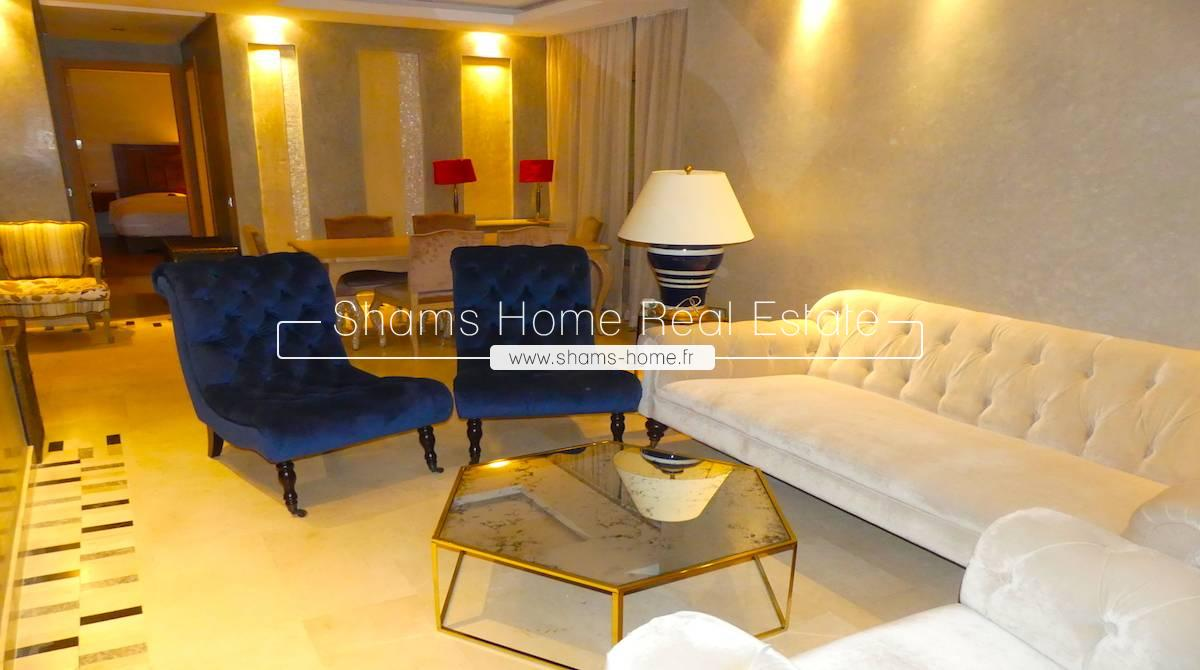 Luxury Apartment For Rent on Golf Resort in Marrakech