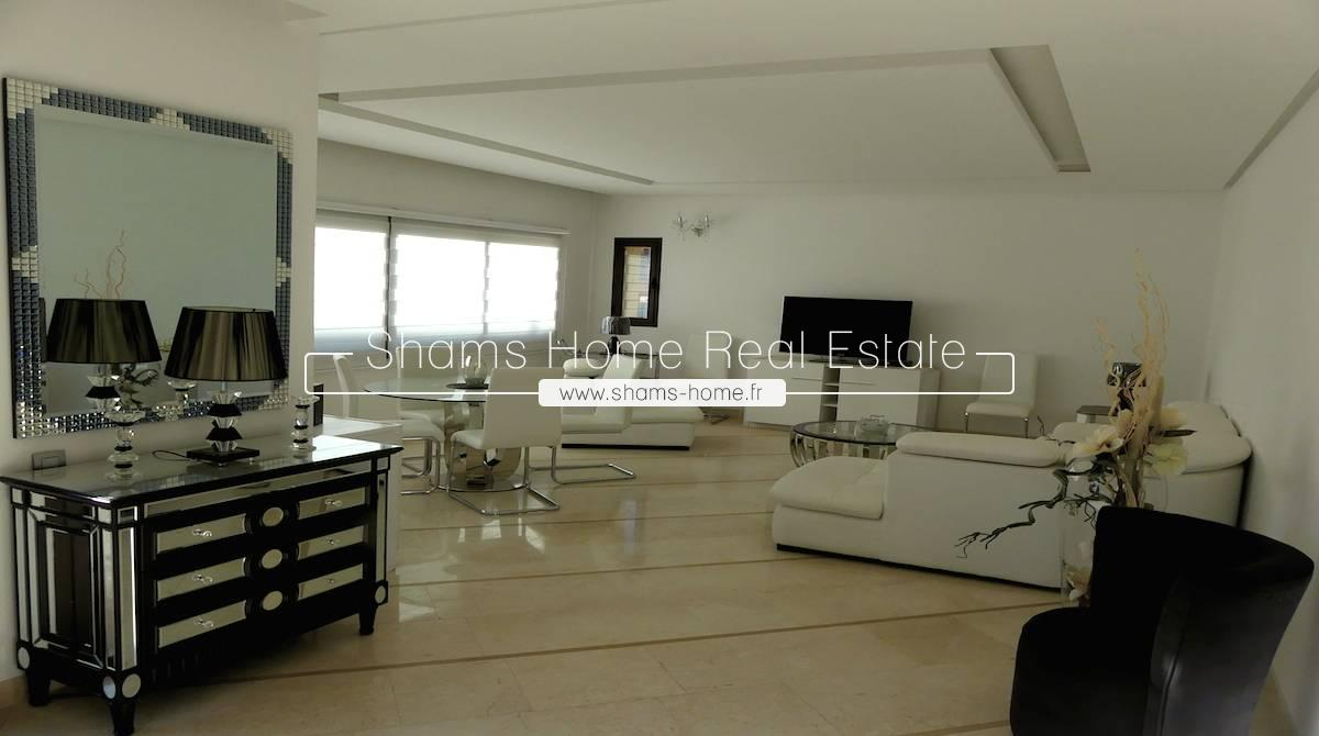 Luxury Apartment For Sale in Marrakech Guéliz