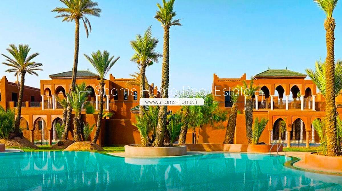 Luxurious Villa for long term rental in Palmeraie Marrakech