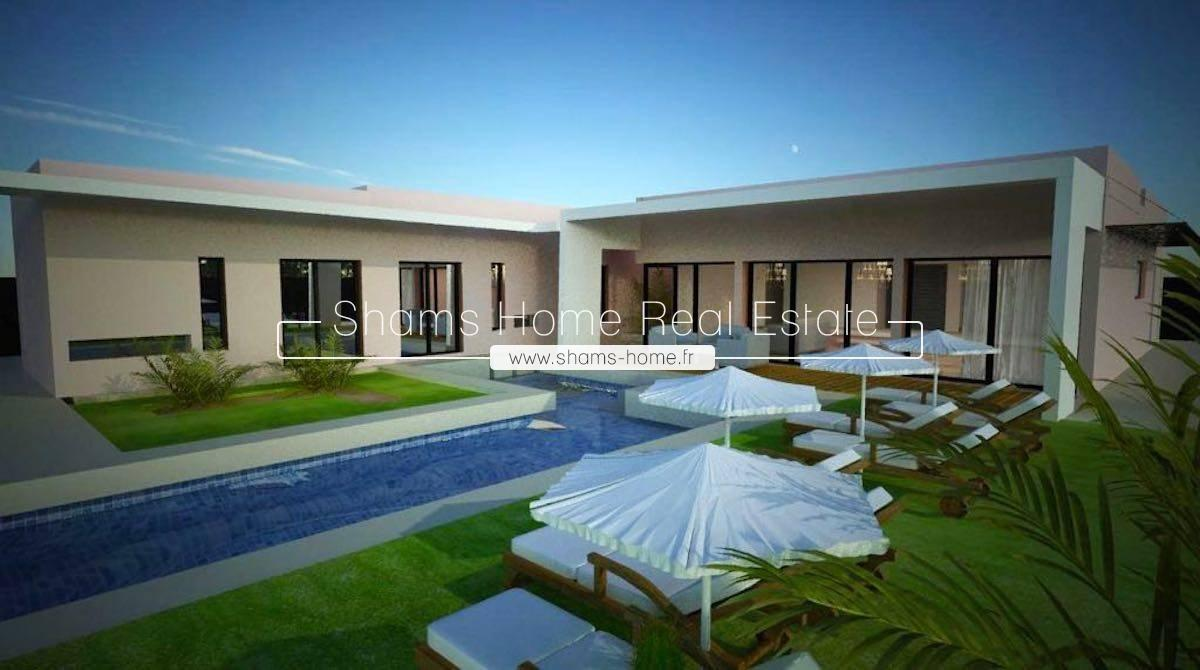 Luxurious Villa For Sale  Road to Ourika Marrakech