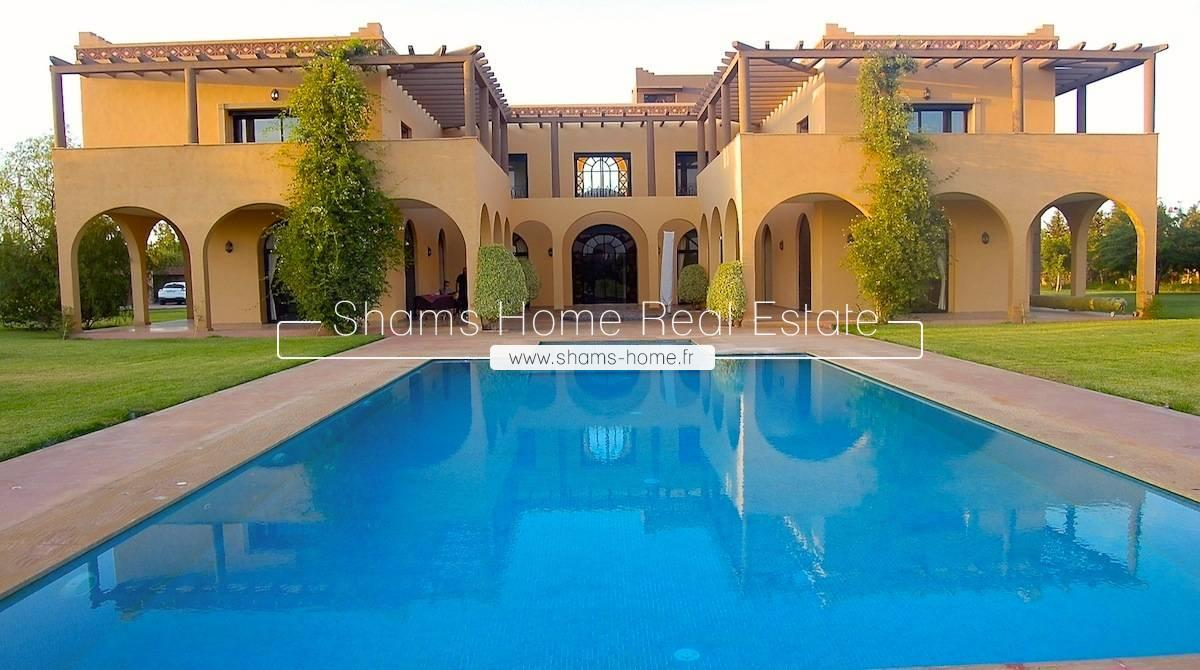 Luxurious Villa For Sale In Marrakech