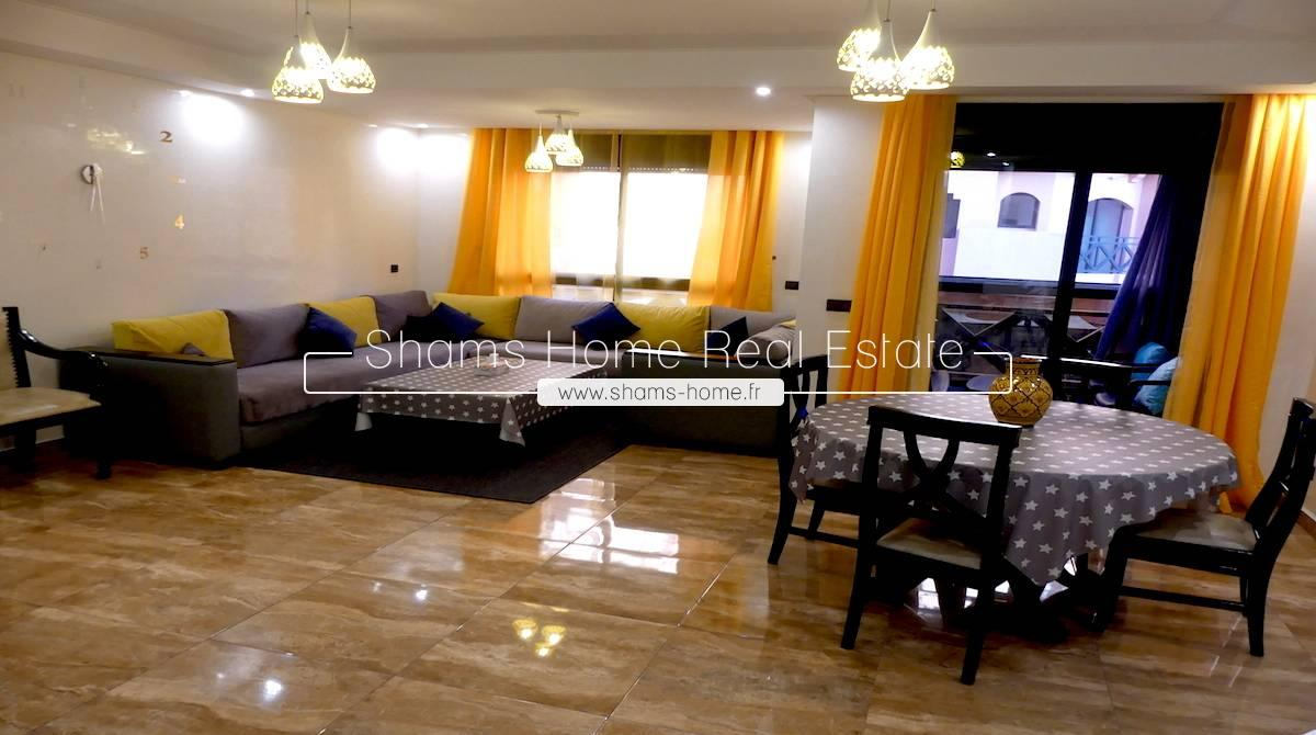 Long Term Rental Luxury Apartment Palmeraie Marrakech