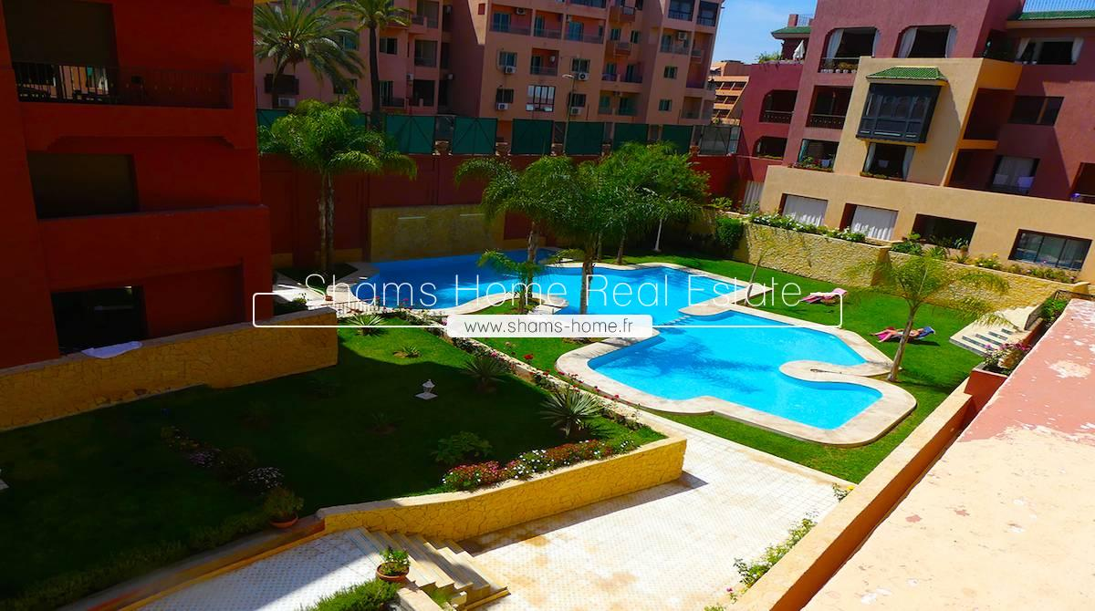 Luxury Apartment for Rental in Marrakech Gueliz
