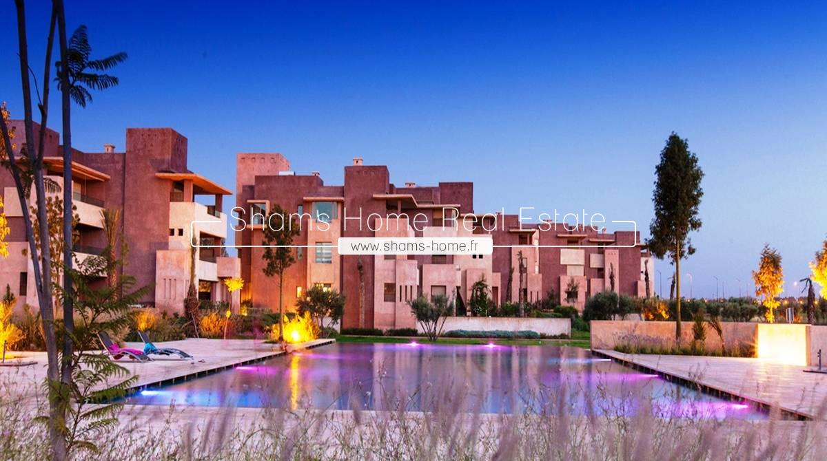 Luxury apartment for rent Marrakech Mohamed VI