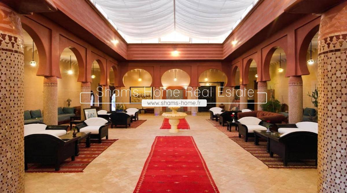 Luxury Palace For Rent Management Marrakech