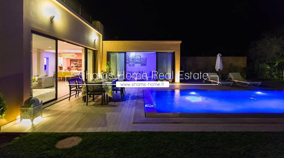Luxury Villa for renting in Marrakech