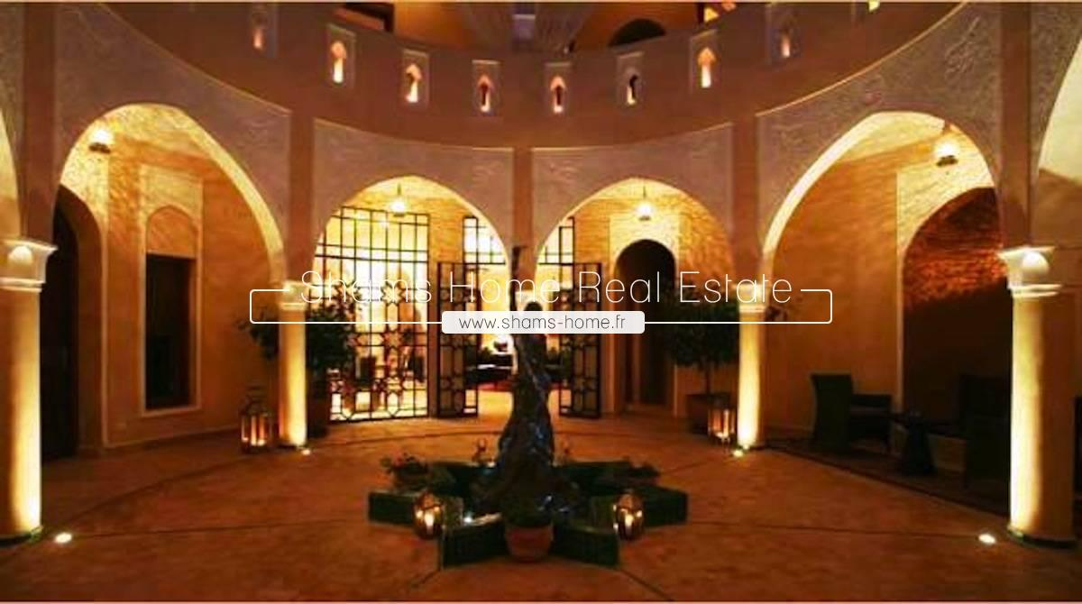Luxury Riads for sale Marrakech