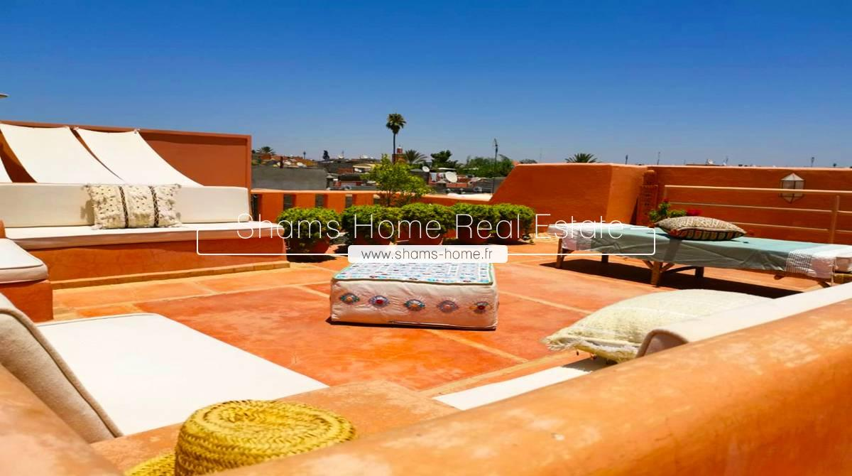 Sale riad marrakech marrakech property for sale buy - Riad medina marrakech avec piscine ...