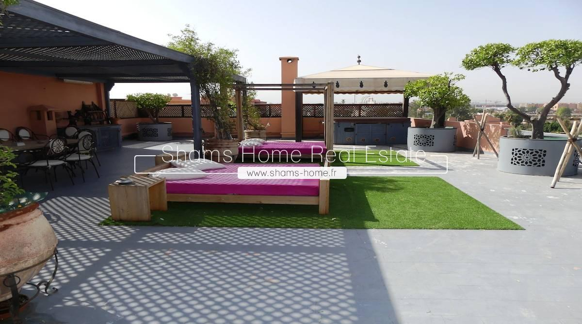 Splendid Apartment for Long Term Rental Marrakech