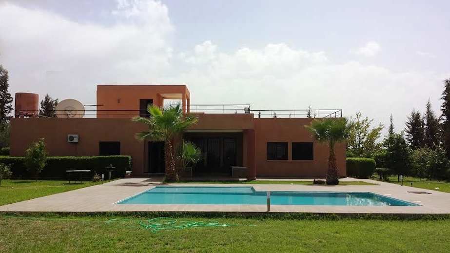 Long term rental Villa Marrakech