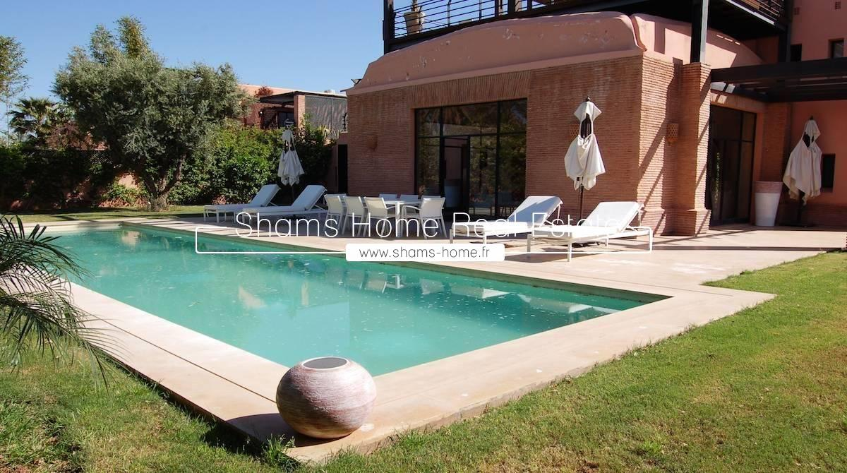 Villa for long term rental in Amelkis