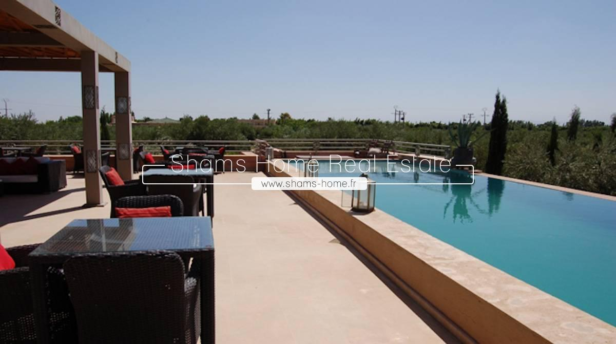 Guest House Rental Managment Marrakech Road to Ouarzazate